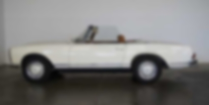MERCEDES 250 SL CALIFORNIA