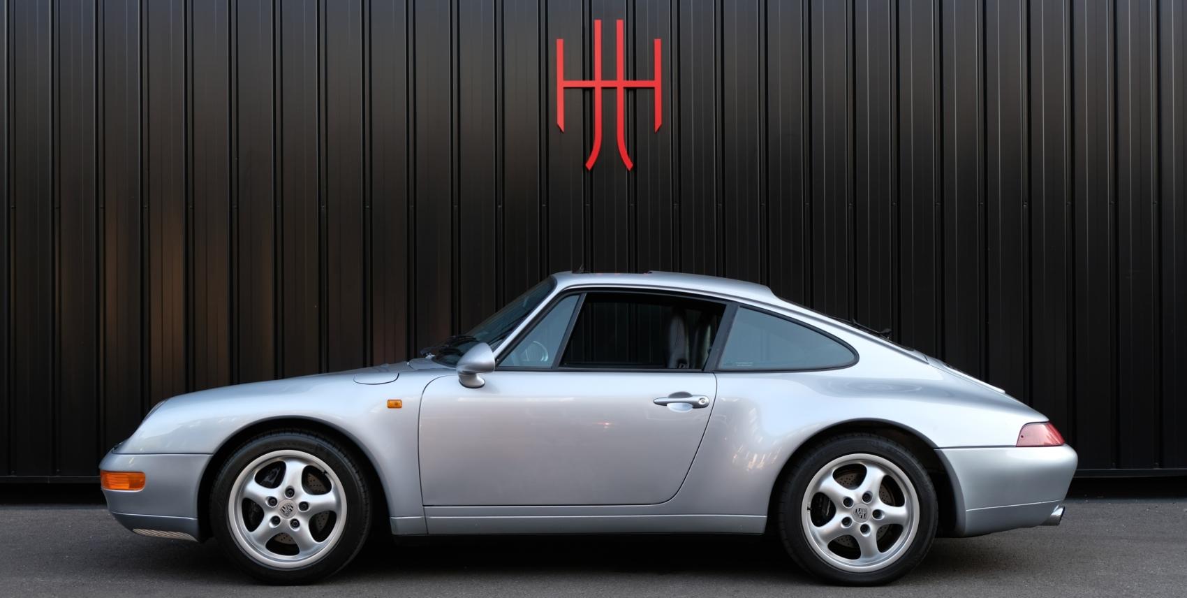 PORSCHE 911 TYPE 993 CARRERA