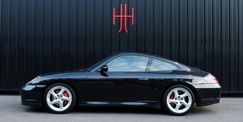 PORSCHE 911 TYPE 996 CARRERA 4S