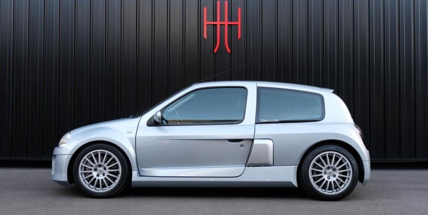 RENAULT CLIO V6 PHASE 1