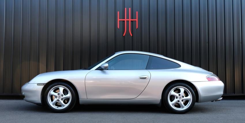 PORSCHE 911 TYPE 996 CARRERA TIPTRONIC