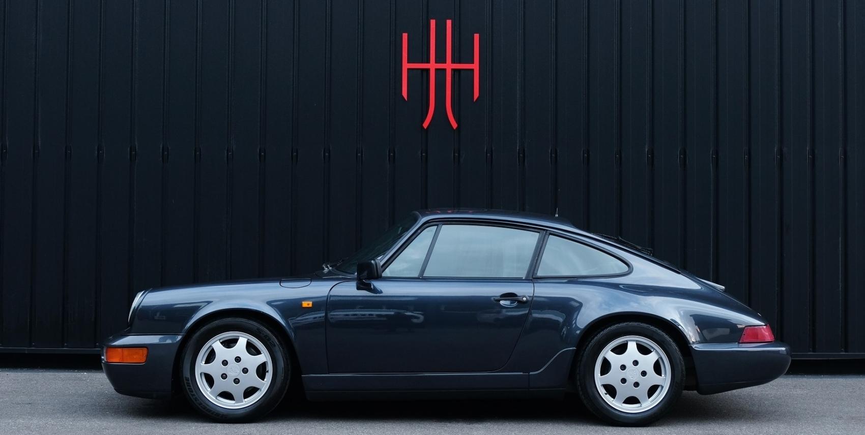 PORSCHE 911 TYPE 964 CARRERA 4
