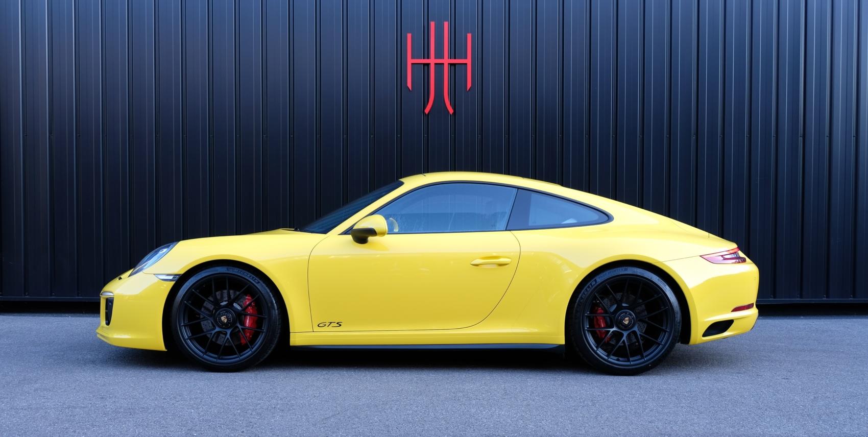 PORSCHE 911 TYPE 991 CARRERA GTS PDK7 II
