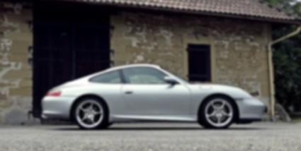 PORSCHE 911 TYPE 996 CARRERA 40EME ANNIVERSAIRE