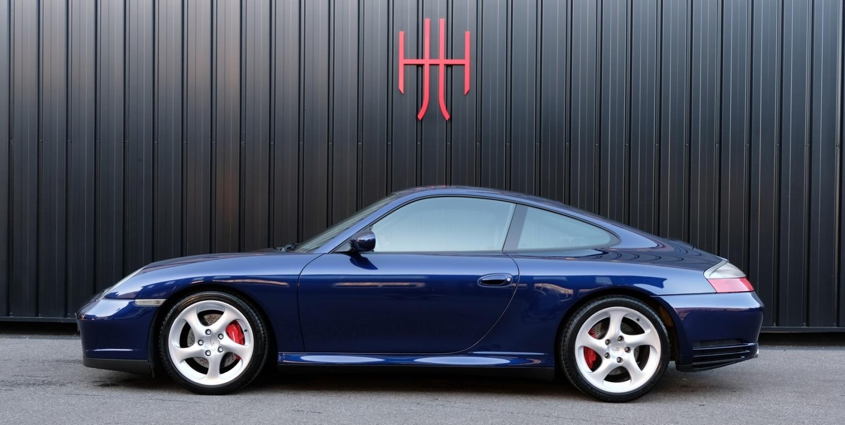 PORSCHE 911 TYPE 996 CARRERA 4S BVM6