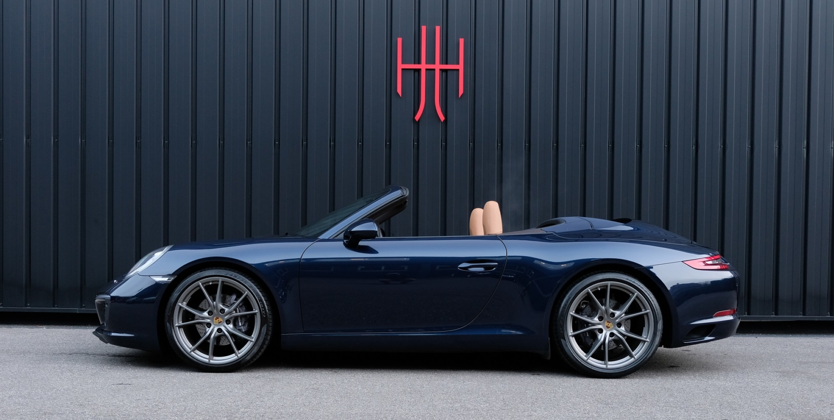 PORSCHE 911 CARRERA CONVERTIBLE TYPE 991 PDK7