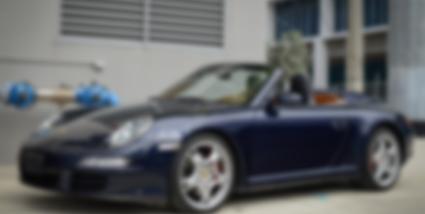 PORSCHE 911 TYPE 997 CARRERA S CABRIOLET