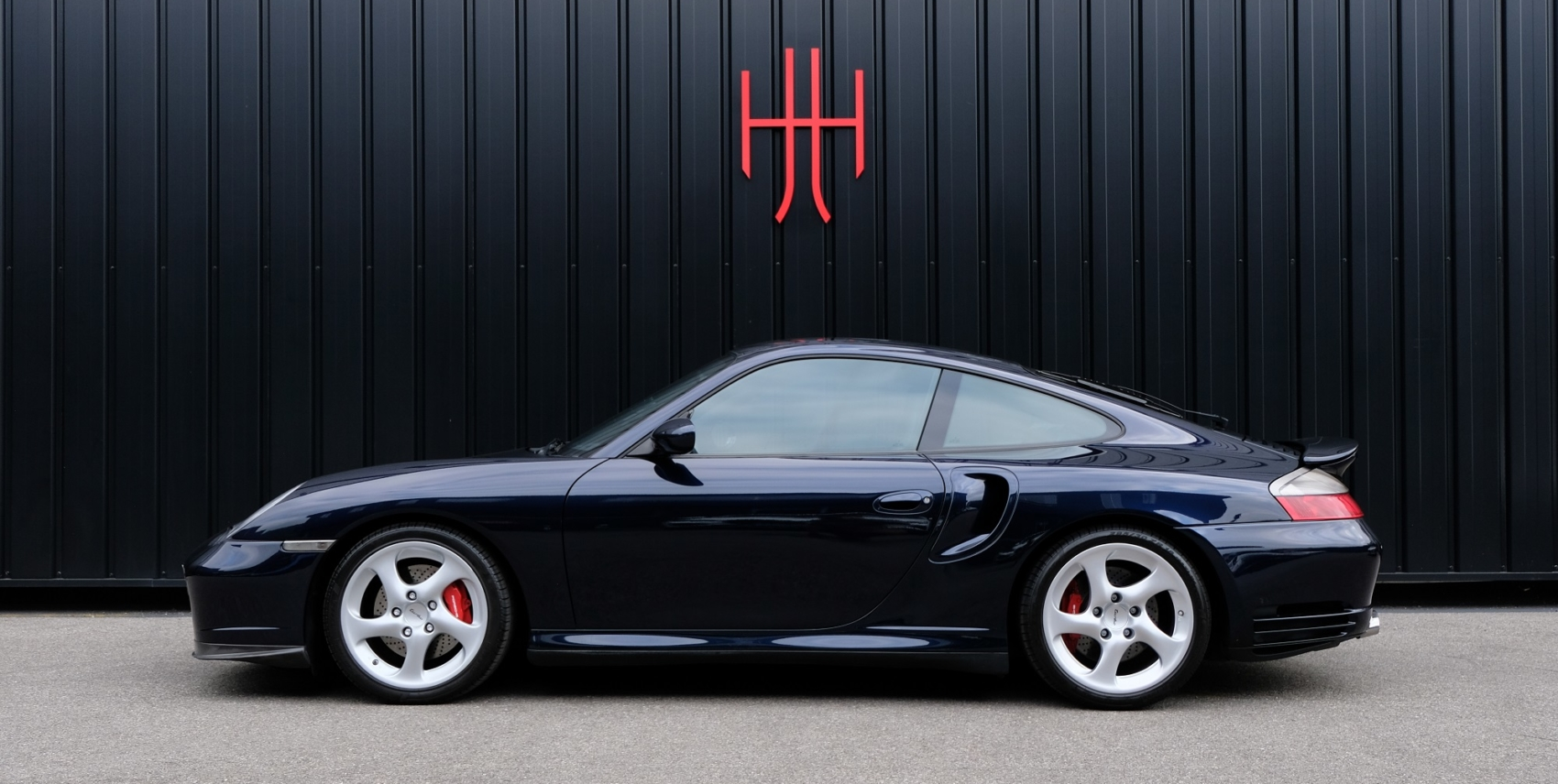 PORSCHE 911 TYPE 996 TURBO BVM6
