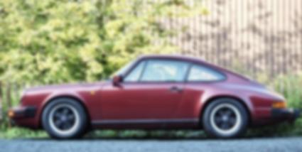 PORSCHE 911 CARRERA 3.2 COUPE 915